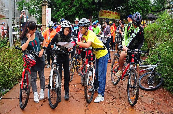 涠洲岛自行车出租-广西北海旅行社|越南旅游|北海旅游