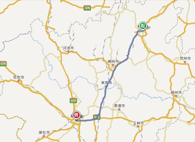 南宁到桂林高铁时刻表