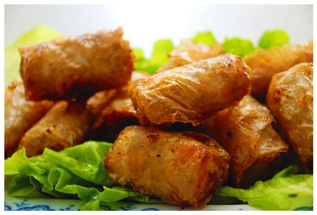 北海小吃街--侨港老鼠美食街麦大战风情美食
