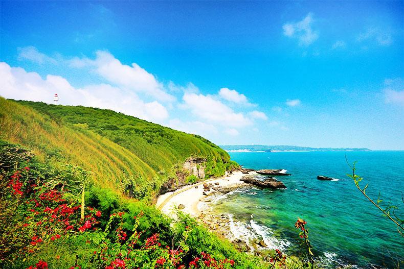 北海到涠洲岛一日游都去那些景点